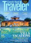 Conde' Nast Traveler Cover