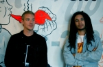 Diplo and Boima, Photo: Okayplayer.