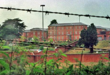 The infamous psychiatric hospital Broadmoor, in the UK.