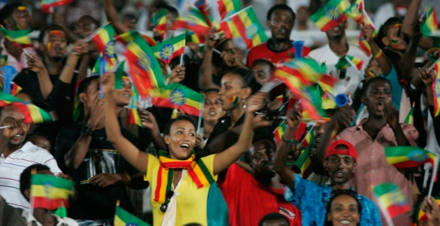 Loads of Ethiopians live in South Africa, and the Walya Antelopes won't be short of encouragement from the stands.