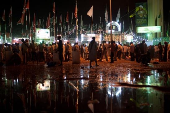 Mawlid celebrations in Khartoum's twin city of Omdurman.