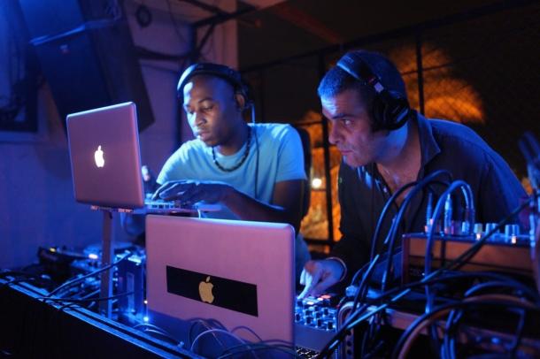 Luanda - Concert - DJ Satelite & Marco Messina