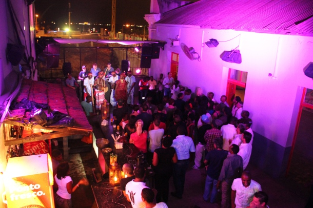 Luanda - Concert - Topview