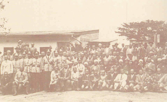 Marcus Garvey-inspired IC Union (1920s Natal, South Africa)