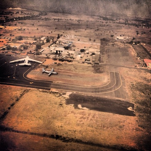 Bamako airport (Photo by @glennagordon for everydayafrica.tumblr.com)