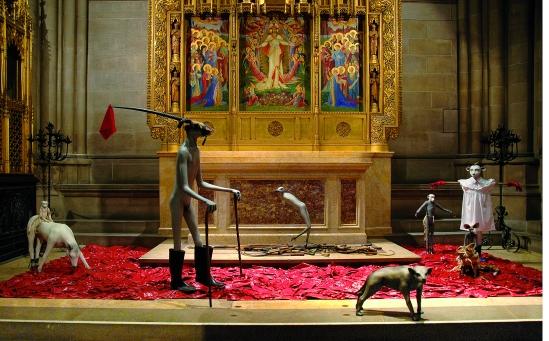 All Souls Altar
